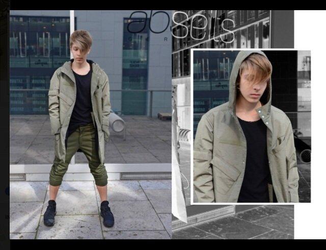 Model Deutschland Jegor S | pixolum