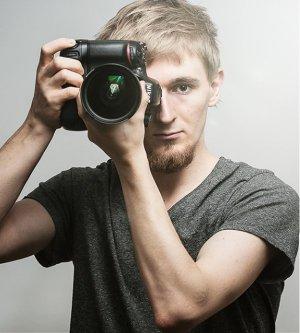 Fotograf Severin Pomsel