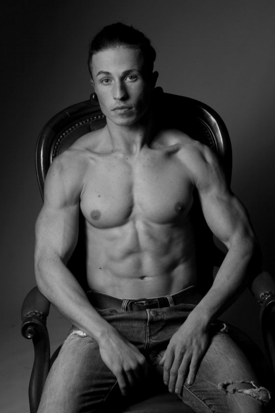 model deutschland alan p | pixolum