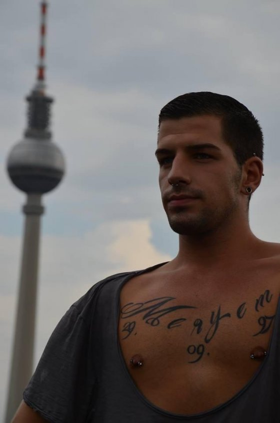 model deutschland gerome ercan f | pixolum