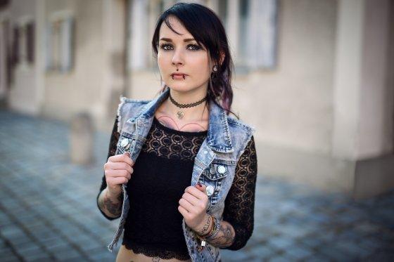 model deutschland christine t | pixolum