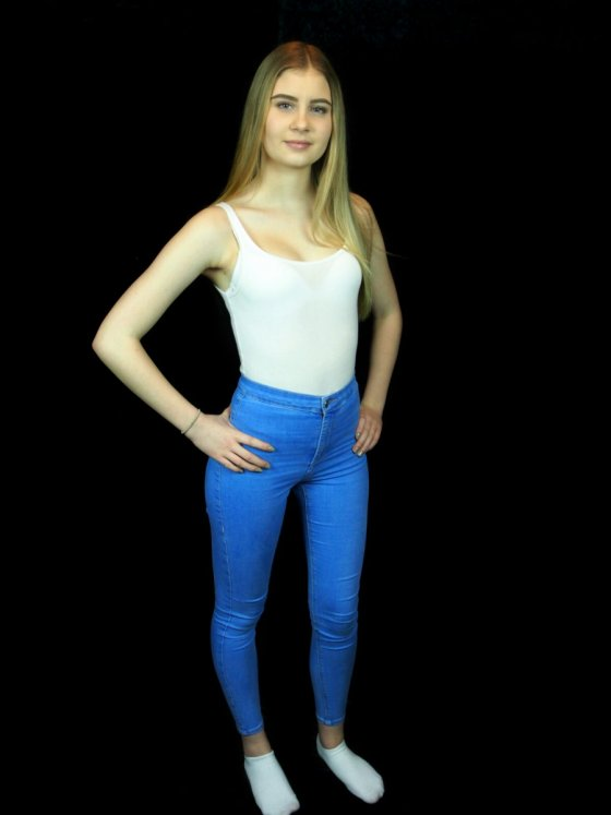model deutschland shirin d | pixolum