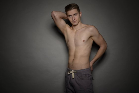 model deutschland steven m | pixolum