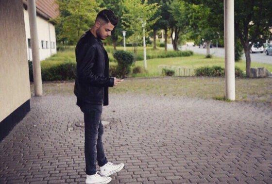 model deutschland ismail melih y | pixolum