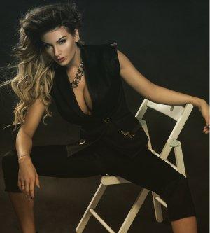 Model Marlena M