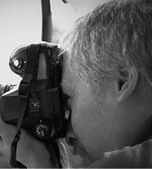 Fotograf Der Fotomat