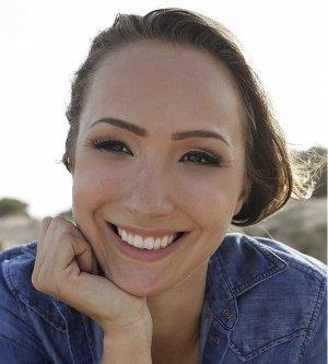 Model Melanie G