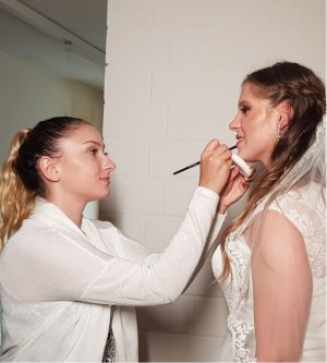 Stylist Bianca Haller - Make up Artist