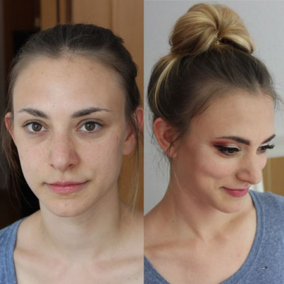 stylist am mellensee deutschland lilly make up | pixolum