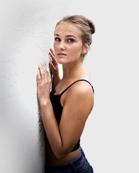 model deutschland rosalie he3 | pixolum