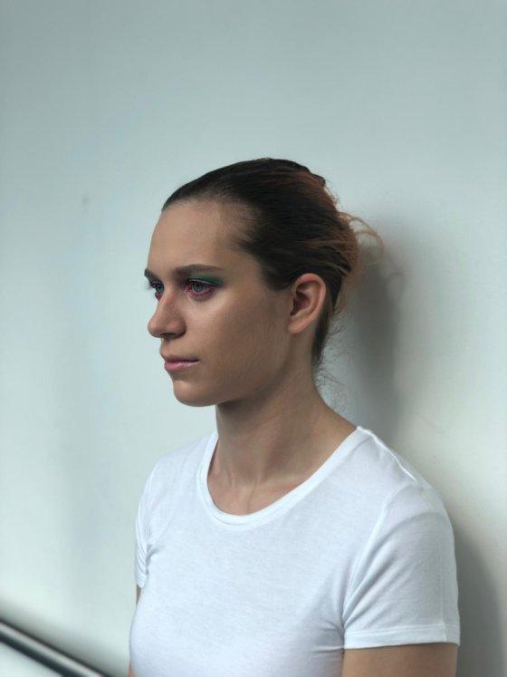 Model Adriana Pe1