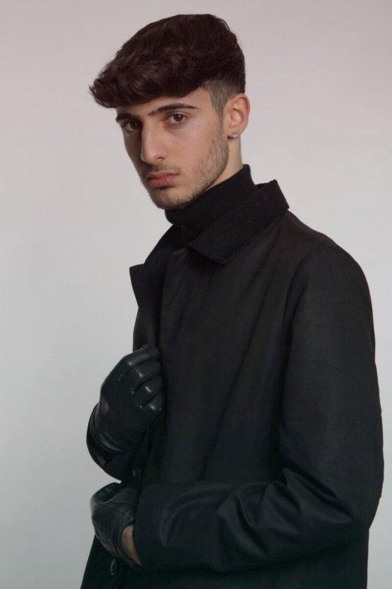 model deutschland ayad k | pixolum