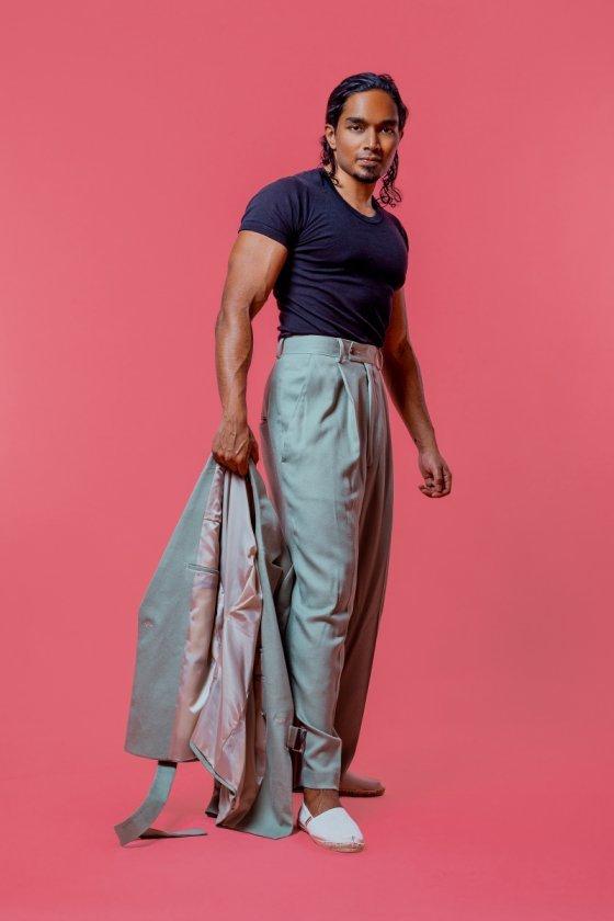 model deutschland sean b | pixolum